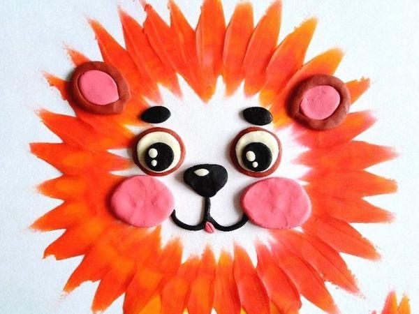 Мастер-класс «Львёнок» | Ярмарка Мастеров - ручная работа, handmade