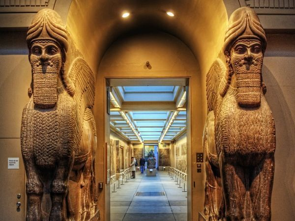 Treasures of the British Museum in London | Livemaster - handmade