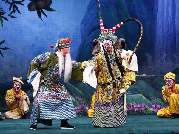 Китайская опера — жемчужина традиционного искусства | Журнал Ярмарки Мастеров