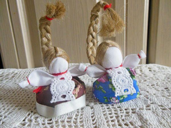 Народная кукла Счастье своими руками   Ярмарка Мастеров - ручная работа, handmade
