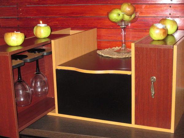 Мастер-класс по созданию мини-бара «Осенний глинтвейн»   Ярмарка Мастеров - ручная работа, handmade