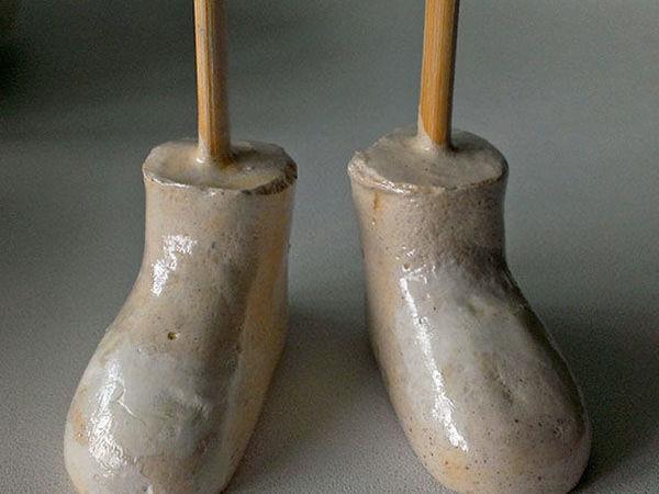 Мастерим кукольные колодки для обуви за сутки | Ярмарка Мастеров - ручная работа, handmade