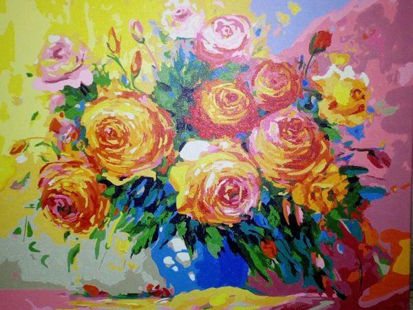 Почувствуй себя художником! | Ярмарка Мастеров - ручная работа, handmade