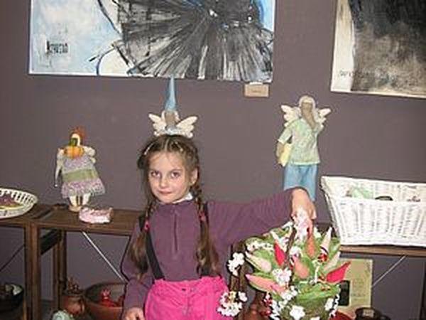 Фотоотчет с мастер класса Шоколадные композиции 31 марта 2012 | Ярмарка Мастеров - ручная работа, handmade