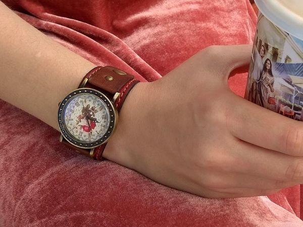 Почему Стоит Выбирать Именно Наши Часы?   Ярмарка Мастеров - ручная работа, handmade