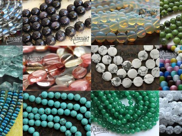 Топ пять фейков на рынке натуральных камней | Ярмарка Мастеров - ручная работа, handmade