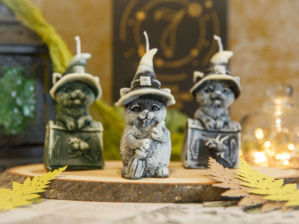 Ведьмины коты и многое другое | Ярмарка Мастеров - ручная работа, handmade