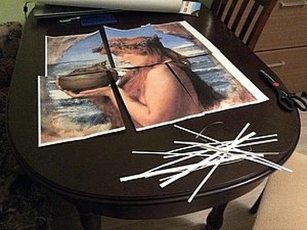 Как распечатать картинку на обычном принтере   Ярмарка Мастеров - ручная работа, handmade