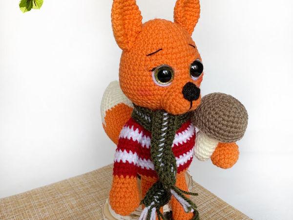 Апельсиновая осень | Ярмарка Мастеров - ручная работа, handmade