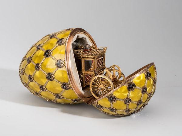 Самые дорогие пасхальные яйца в мире, созданные великим Фаберже и другими умелыми ювелирами | Ярмарка Мастеров - ручная работа, handmade