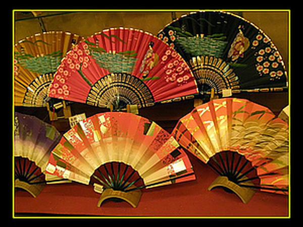 Японский веер. История. | Ярмарка Мастеров - ручная работа, handmade