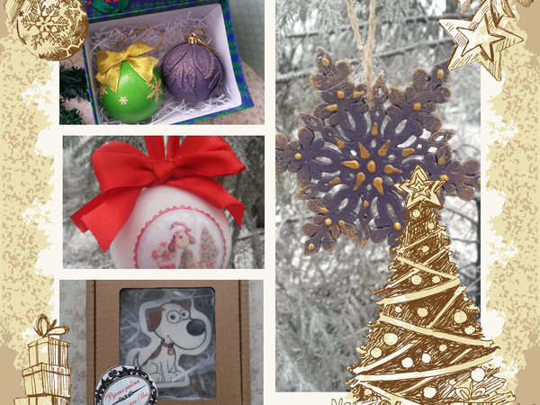 История традиции наряжать ёлку на Новый год | Ярмарка Мастеров - ручная работа, handmade