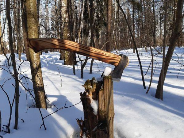 Отзыв на топорик  «Лесной» | Ярмарка Мастеров - ручная работа, handmade