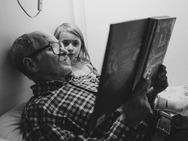 О, дивный мир детства! Фотопроект польской мамы Алины Габриль-Каменской о трогательных отношениях дедушки и внуков | Ярмарка Мастеров - ручная работа, handmade