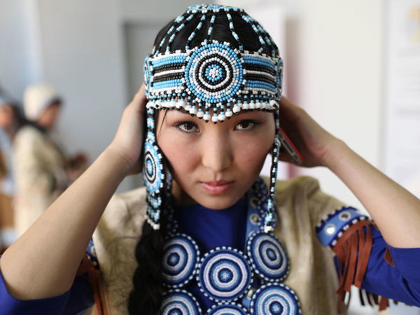 Northern Style: The World of Indigenous People   Livemaster - handmade
