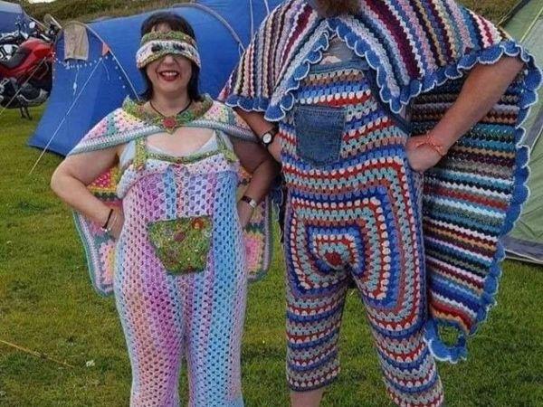Knitting Fans Forever | Livemaster - handmade