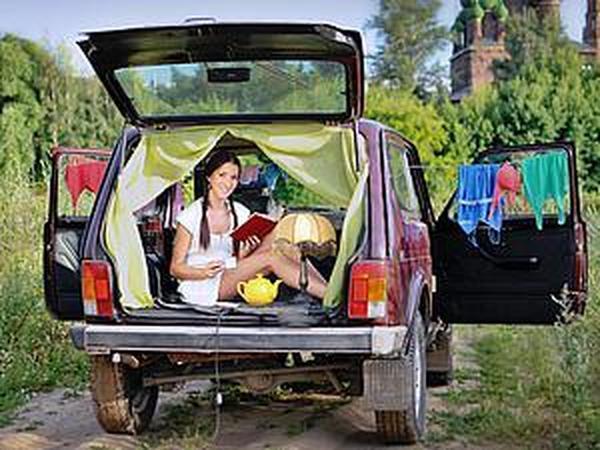 Наводим порядок в автомобиле: полезные идеи | Ярмарка Мастеров - ручная работа, handmade