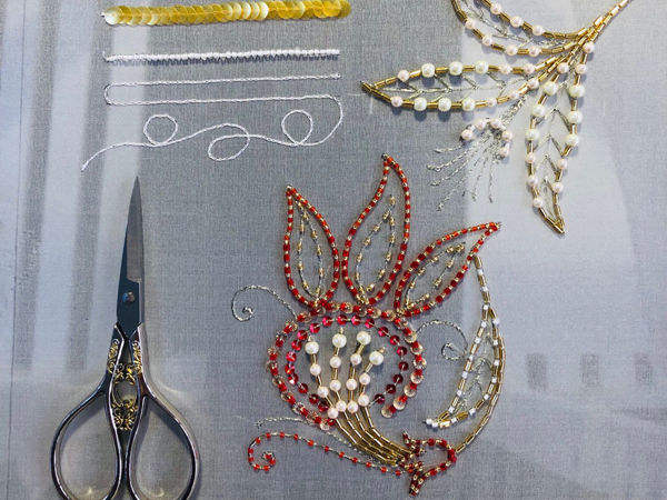 Основы вышивки аари | Ярмарка Мастеров - ручная работа, handmade