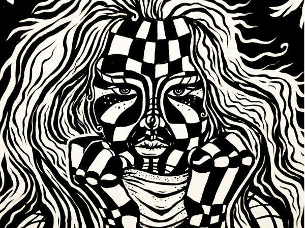 «20/20»  (акрил, холст) Mazaver Art | Ярмарка Мастеров - ручная работа, handmade
