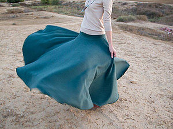 Целительная Сила Длинной Юбки | Ярмарка Мастеров - ручная работа, handmade