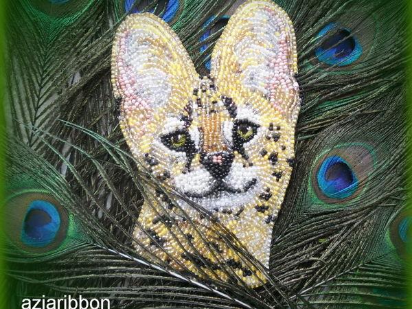 Мои бисерные котики | Ярмарка Мастеров - ручная работа, handmade