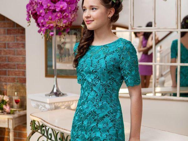 6af53c5565f Кружевные платья для детей  основные фасоны – Ярмарка Мастеров