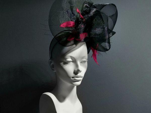Первая шляпка моей студентки Ирины | Ярмарка Мастеров - ручная работа, handmade