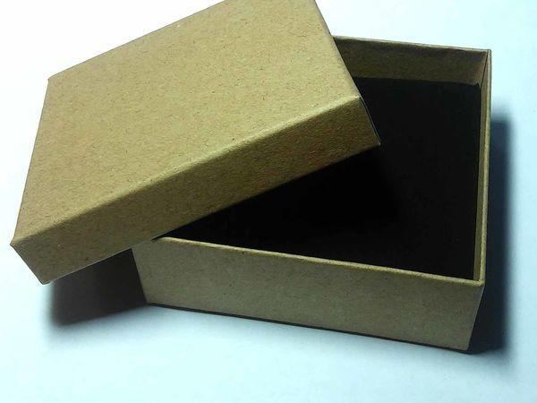 Поступление новых коробок крышка / дно 9 х 9 х 3 см   Ярмарка Мастеров - ручная работа, handmade
