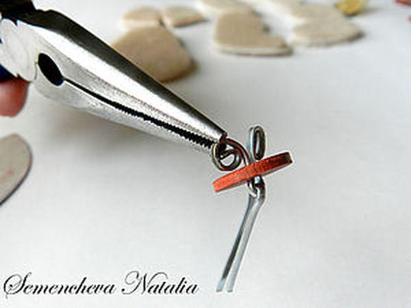 Мастер-класс. Двойное шплинтовое крепление   Ярмарка Мастеров - ручная работа, handmade