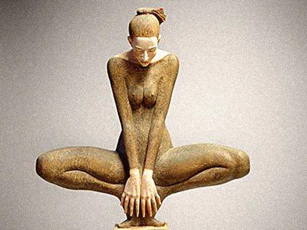 Формула воды: живые фонтаны скульптора Малгожаты Ходаковской | Ярмарка Мастеров - ручная работа, handmade