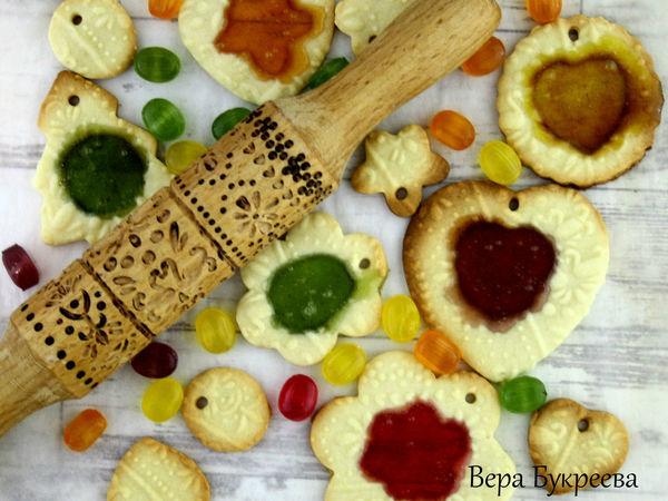 Делаем с детьми сладкие елочные игрушки | Ярмарка Мастеров - ручная работа, handmade