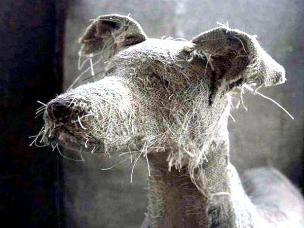 Собаки из ветоши от Helen Thompson | Ярмарка Мастеров - ручная работа, handmade