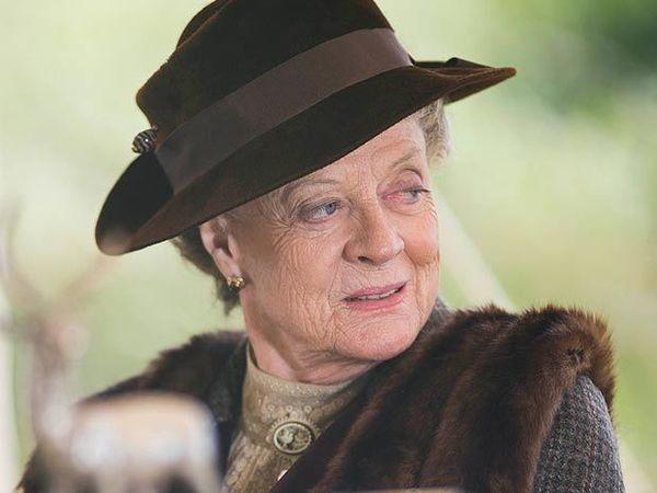 Margaret Natalie «Maggie» Smith — самая обаятельная и привлекательная актриса сериала «Аббатство Даунтон» | Ярмарка Мастеров - ручная работа, handmade