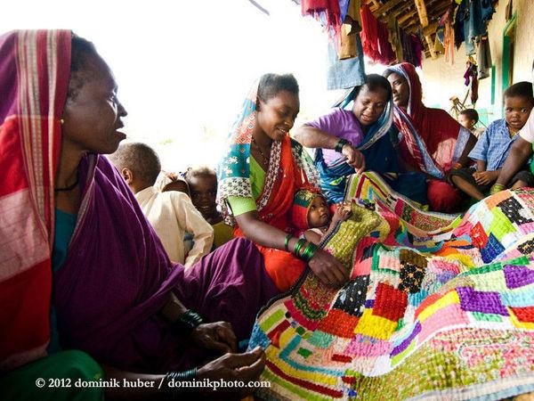 Яркие и самобытные одеяла kawandi народа Siddi из Северного Карнатака | Ярмарка Мастеров - ручная работа, handmade