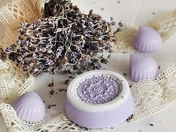 Создаем мыло «Нежная лаванда» | Ярмарка Мастеров - ручная работа, handmade