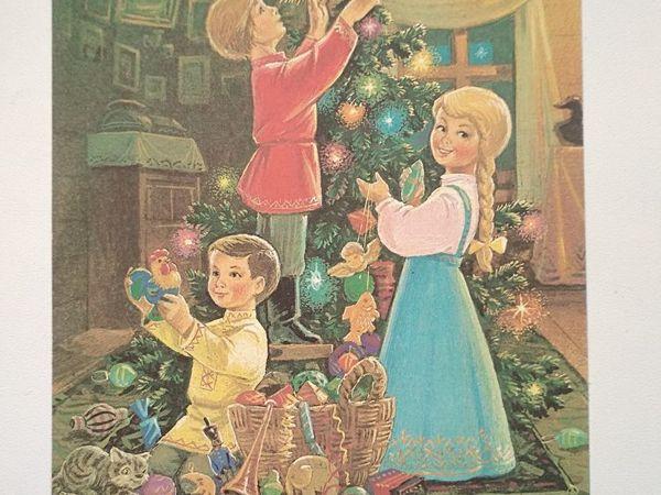 Всех с Рождеством! | Ярмарка Мастеров - ручная работа, handmade