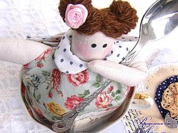 Шьем куклу-тильду — милую толстушку Миссис Пепперпот   Ярмарка Мастеров - ручная работа, handmade