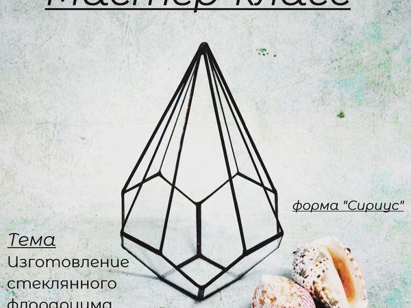 Изготовление геометрического флорариума   Ярмарка Мастеров - ручная работа, handmade