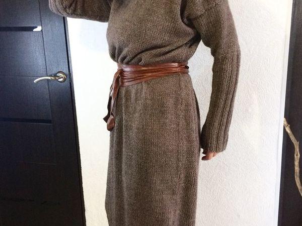 Платье    «wOod» | Ярмарка Мастеров - ручная работа, handmade