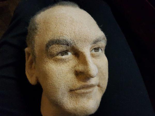 Лицо куклы для начинающих — правильный старт, или Как избежать главных ошибок в изготовлении кукольной головы и лица | Ярмарка Мастеров - ручная работа, handmade
