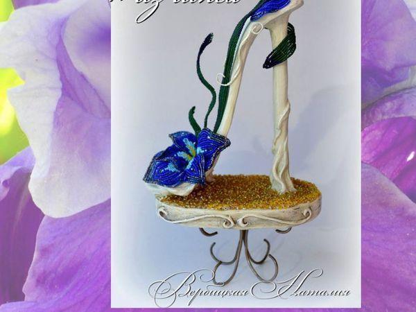 Мастер-класс: создаем декоративную туфельку из гипса   Ярмарка Мастеров - ручная работа, handmade