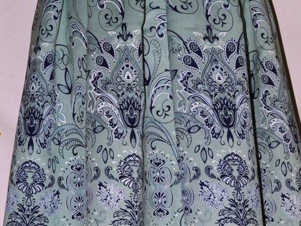 Ткани для летних юбок | Ярмарка Мастеров - ручная работа, handmade