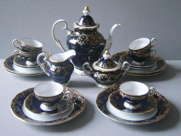 Раритет. Кофейный сервиз Мокка Weimar Porzellan | Ярмарка Мастеров - ручная работа, handmade