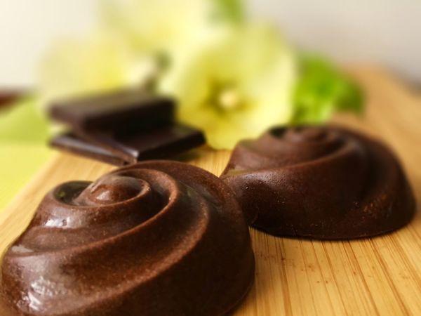 Гидрофильная плитка-скраб для тела кофе-шоколад | Ярмарка Мастеров - ручная работа, handmade