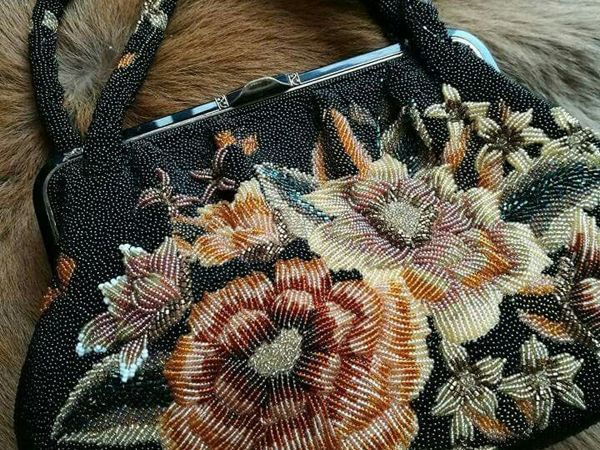Japanese Beaded Bags. History and Modernity   Livemaster - hecho a mano - handmade