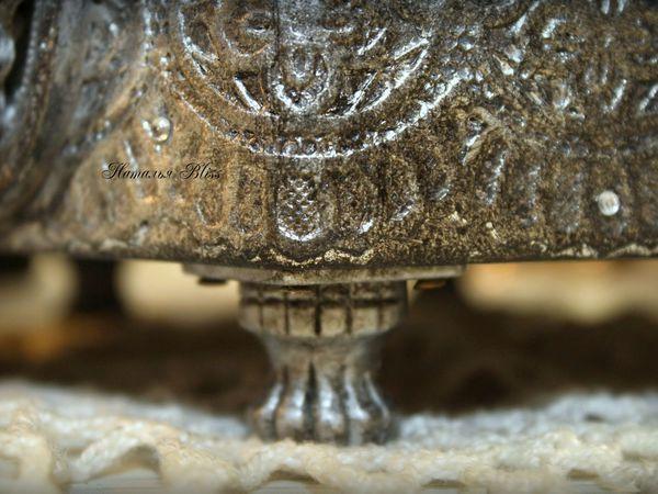 Мастер-класс: перекрашиваем металлическую фурнитуру | Ярмарка Мастеров - ручная работа, handmade