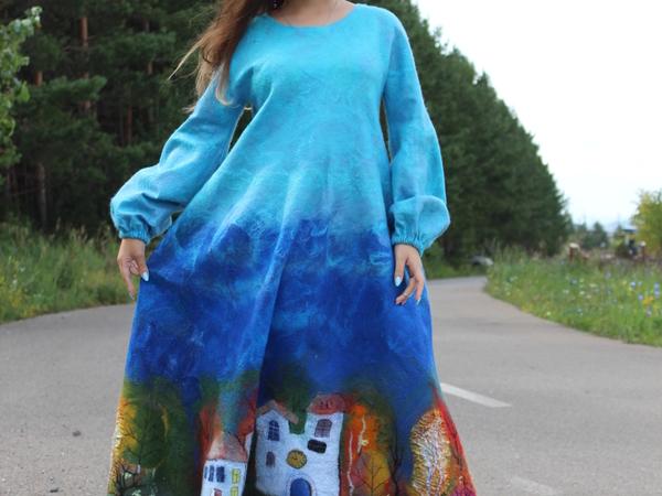 Новое платье Счастливая Осень!!! | Ярмарка Мастеров - ручная работа, handmade
