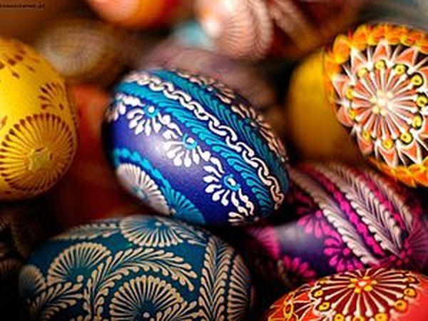 Зачем мы красим яйца? | Ярмарка Мастеров - ручная работа, handmade