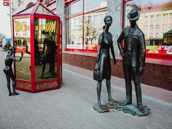 Памятники и скульптуры продавцам, покупателям и шопоголикам   Ярмарка Мастеров - ручная работа, handmade