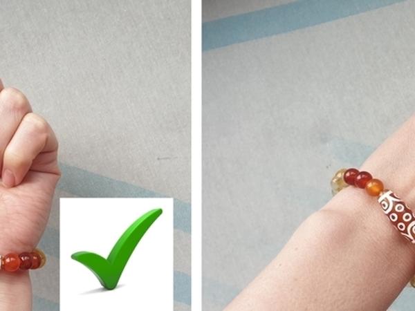 ДЗИ как правильно носить | Ярмарка Мастеров - ручная работа, handmade